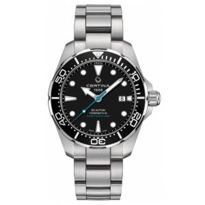 Pánske hodinky CERTINA DS Action Diver Powermatic 80 C032.407.11.051.10