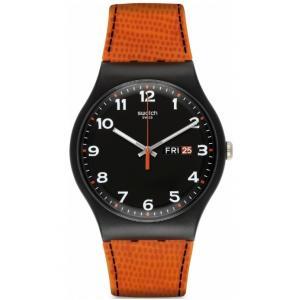 Pánské hodinky SWATCH Faux Fox SUOB709