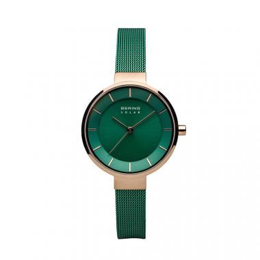 Dámské hodinky BERING Charity SET - LIMITED EDDITION SOLAR 14631-charity