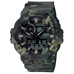 Pánské hodinky CASIO G-SHOCK GA-700CM-3A