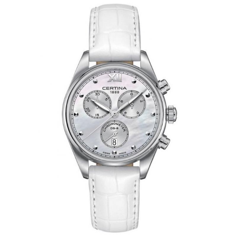Dámské hodinky CERTINA DS-8 Chronometer C033.234.16.118.00