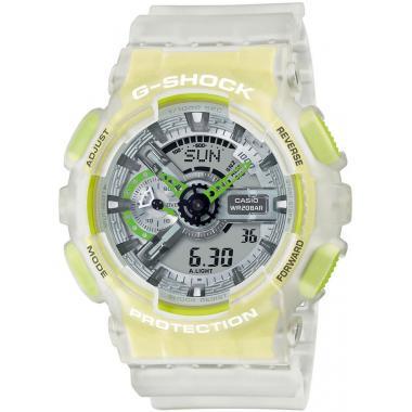 Pánské hodinky CASIO G-SHOCK Original Color Skeleton Series GA-110LS-7AER