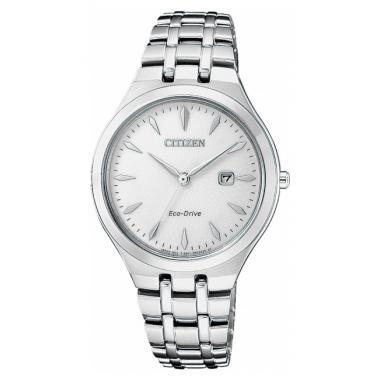 Dámské hodinky CITIZEN Elegance Eco-Drive EW2490-80B