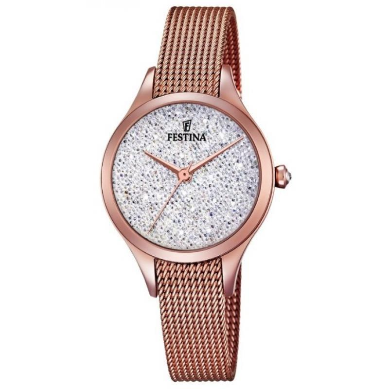 Dámské hodinky FESTINA Swarovski 20338/1