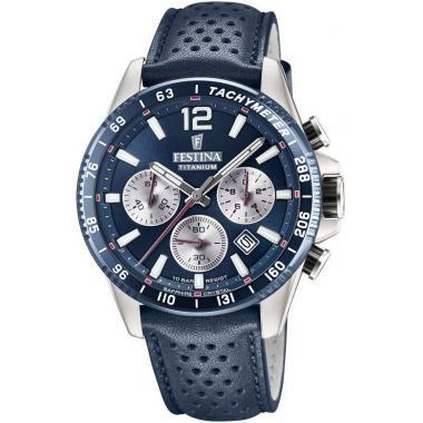 Pánské hodinky FESTINA Titanium Sport Chronograph 20521/2