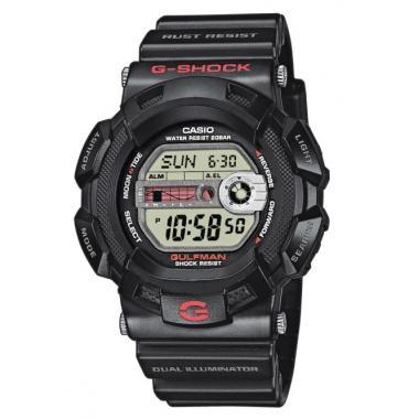 0b912d0d47c 3D náhled. Pánské hodinky CASIO G-SHOCK Gulfman G-9100-1