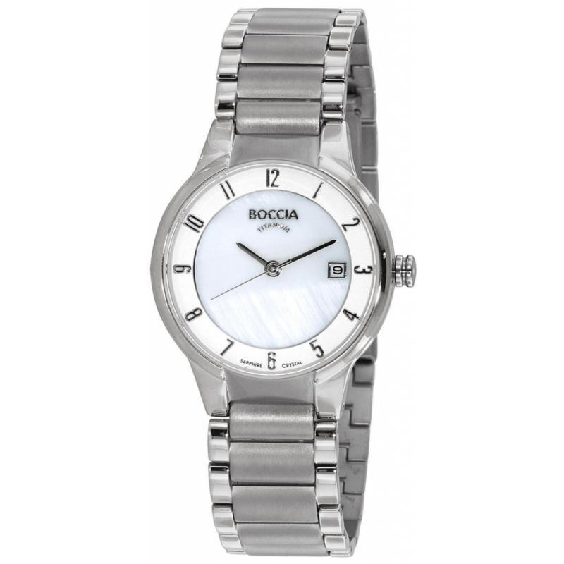 Dámské hodinky BOCCIA titanium 3301-01