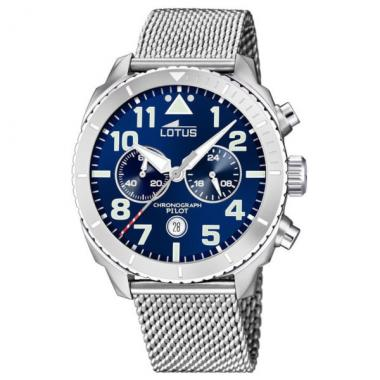 Pánské hodinky LOTUS CHRONO PILOT  L18704/1