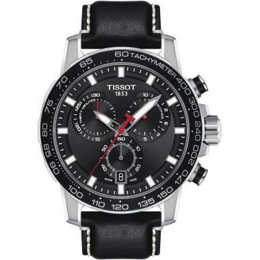 Pánské hodinky TISSOT Supersport Chrono T125.617.16.051.00