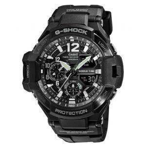 Pánské hodinky CASIO G-SHOCK Gravitymaster GA-1100-1A 5a985403ee