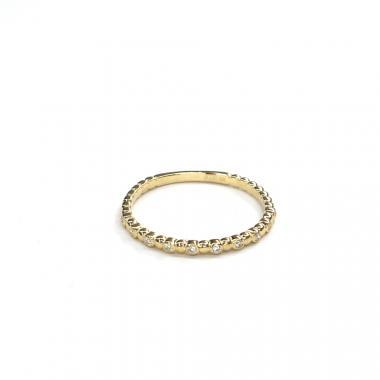Prsten ze žlutého zlata Pattic AU 585/000 1,4 gr GURDC2542020001-58