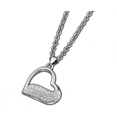 Náhrdelník LOTUS STYLE Woman S Heart LS1784-1/1
