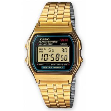 Hodinky CASIO Collection Retro A-159WGEA-1