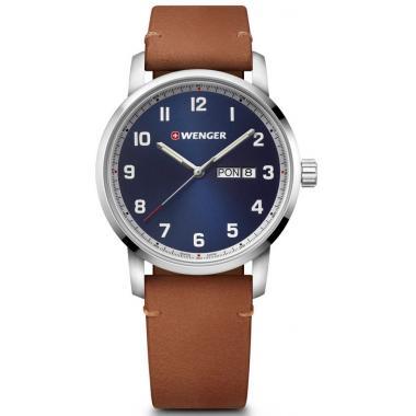 Pánské hodinky Wenger Attitude Quartz Limited Edition 300pcs 01.1541.114.CB