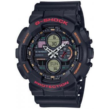 Pánské hodinky CASIO G-shock GA-140-1A4ER