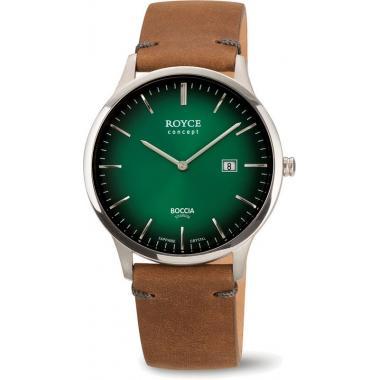 Pánské hodinky BOCCIA TITANIUM 3641-02