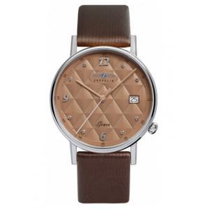 10c4489fd Dámské hodinky ZEPPELIN Grace Lady 7441-5