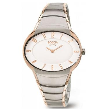 Dámské hodinky BOCCIA TITANIUM 3165-12
