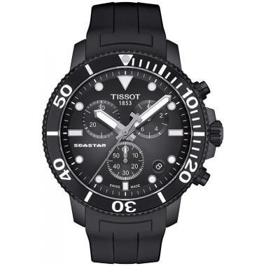 Pánské hodinky TISSOT Seastar 1000 Chronog T120.417.37.051.02