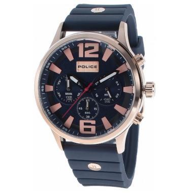 Pánské hodinky POLICE Whiton PL15216JSR/03P