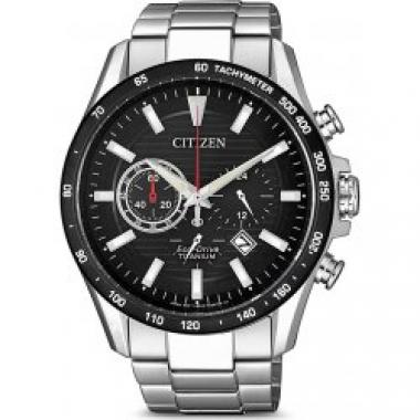 Pánské hodinky CITIZEN Super Titanium Sporty CA4444-82E