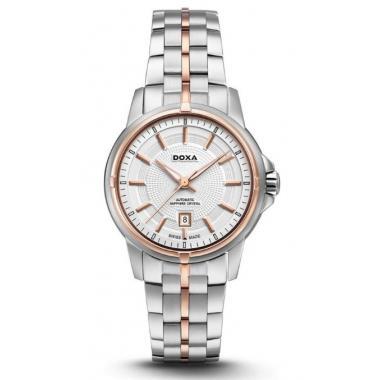 Dámské hodinky DOXA Executive Automatic D153RSV