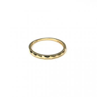 Prsten ze žlutého zlata Pattic AU 585/000 1,10 gr ARP670701Y-55