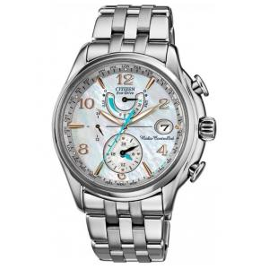 Dámské hodinky CITIZEN Eco-Drive Radiocontrolled Perpetual FC0000-59D