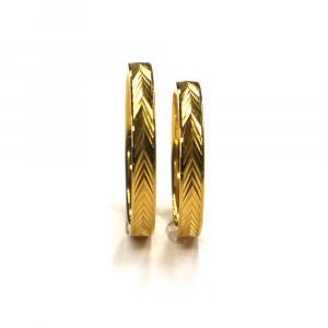 Snubní prsteny Pattic AU 585/000, 4,95 gr,3AB1