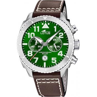 Pánské hodinky LOTUS CHRONO PILOT  L18705/2