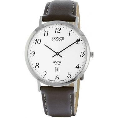 Pánské hodinky Boccia Titanium 3634-01
