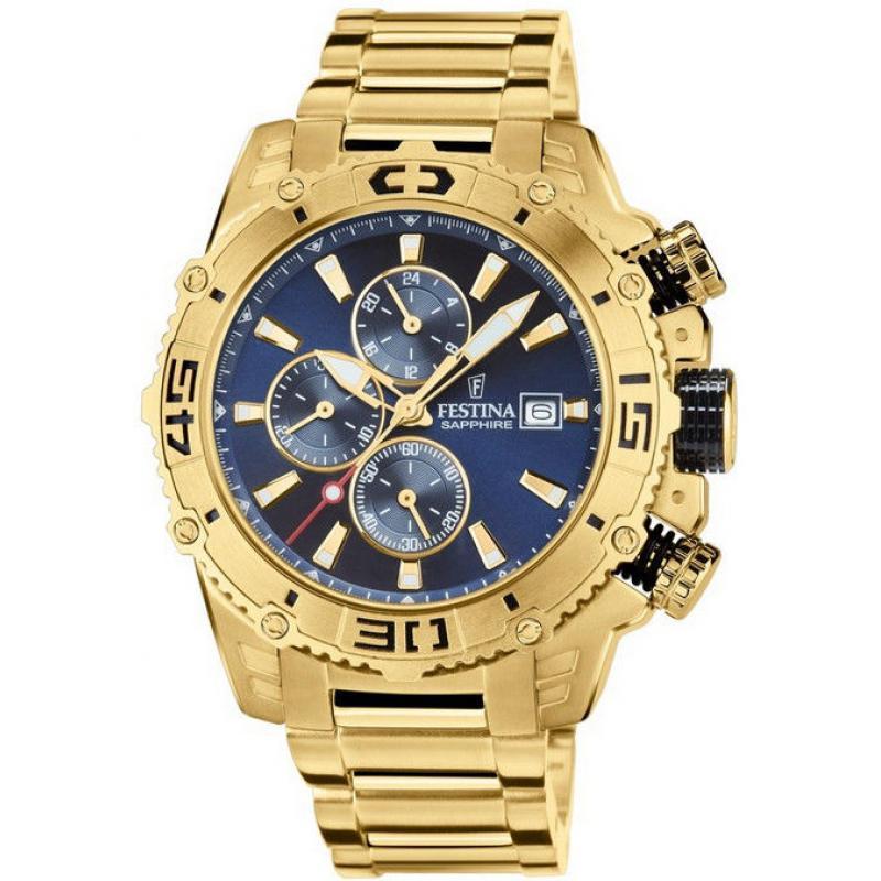 Pánské hodinky Festina Prestige Chronograph 20492/2