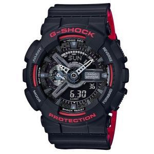 Pánské hodinky CASIO G-SHOCK GA-110HR-1A