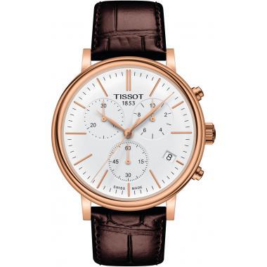 Pánské hodinky Tissot Carson Premium Quartz Chronograph T122.417.36.011.00