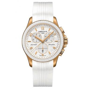 Dámské hodinky CERTINA DS First Lady Ceramic C030.217.37.037.00
