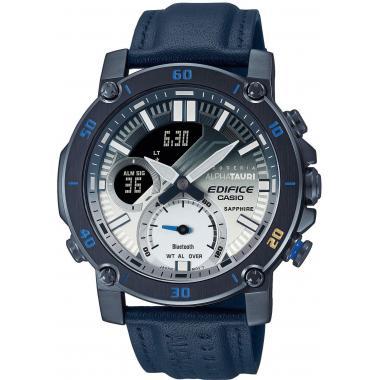 Pánské hodinky CASIO Edifice Scuderia Alphatauri 2020 Limited Edition ECB-20AT-2AER