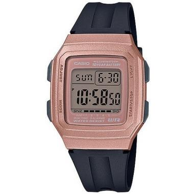 Hodinky CASIO Collection Retro F-201WAM-5AVEF
