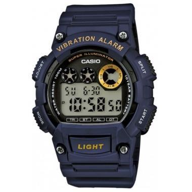 bd1470b0076 3D náhled. Pánské hodinky CASIO W-735H-2A