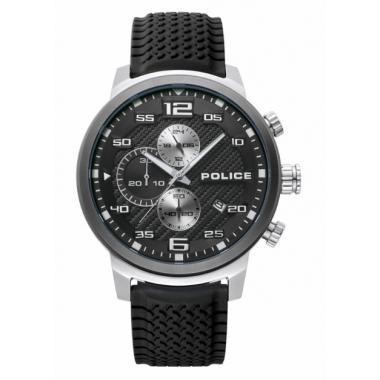Pánské hodinky POLICE Bromo PL15657JSTU/02P