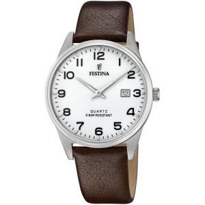 Pánské hodinky FESTINA Classic Strap 20512/1