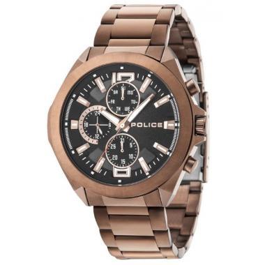 Pánské hodinky POLICE Metal PL15366JSBN/02M