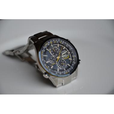 Pánské hodinky CITIZEN Radiocontrolled Blue Angels AT8020-54L