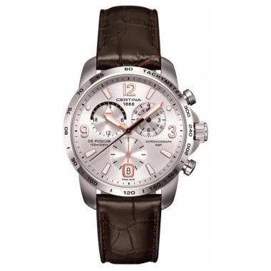 Pánské hodinky CERTINA DS Podium Big Chrono GMT C001.639.16.037.01