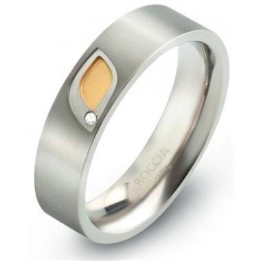 Titanový prsten BOCCIA 0146-01
