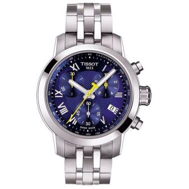 Dámské hodinky  TISSOT PRC 200 Chronograph Caribbean Special Edition T055.217.11.043.00