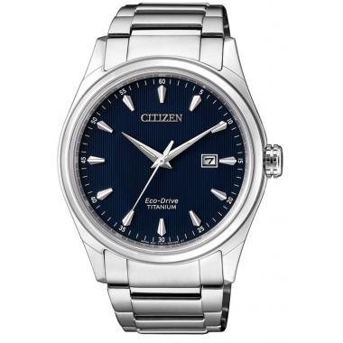 Pánské hodinky CITIZEN Titanium Eco-Drive BM7360-82L