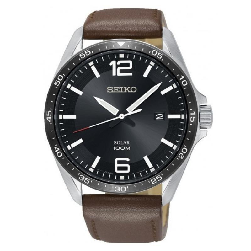 Pánske hodinky SEIKO Solar SNE487P1