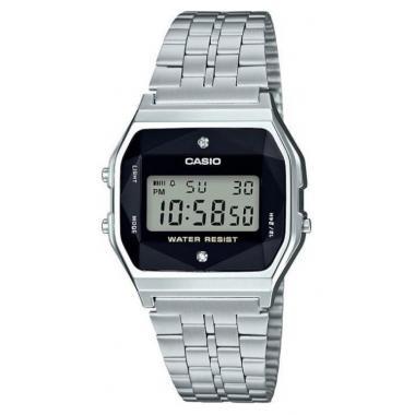 Dámske hodinky CASIO A-158WEAD-1