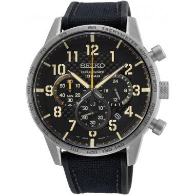 Pánské hodinky SEIKO Quartz Chronograph SSB367P1