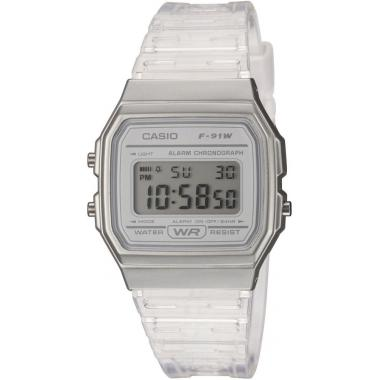 Hodinky CASIO Collection Vintage F-91WS-7EF
